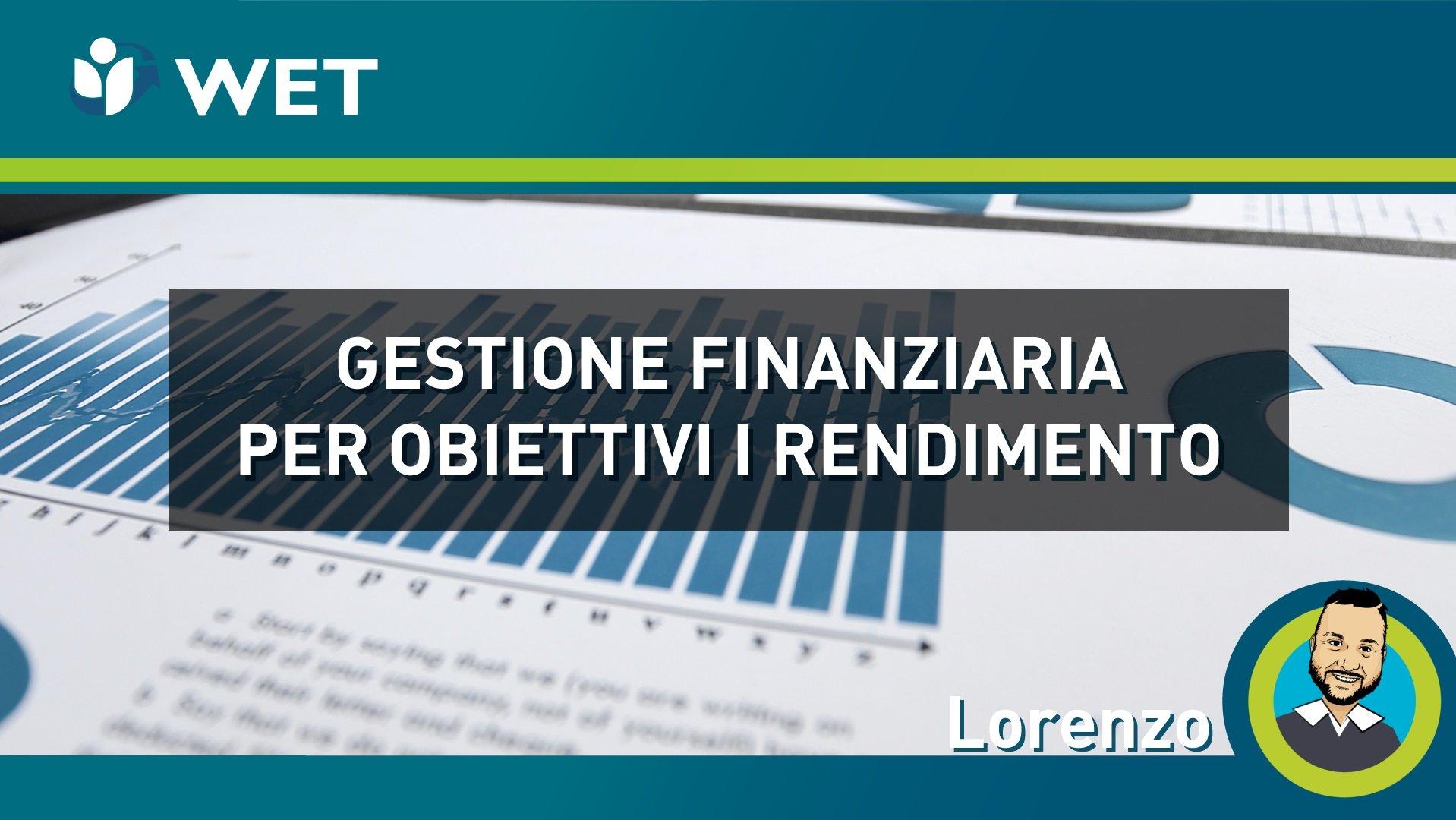 Articolo gestione finanziaria obiettivi di rendimento