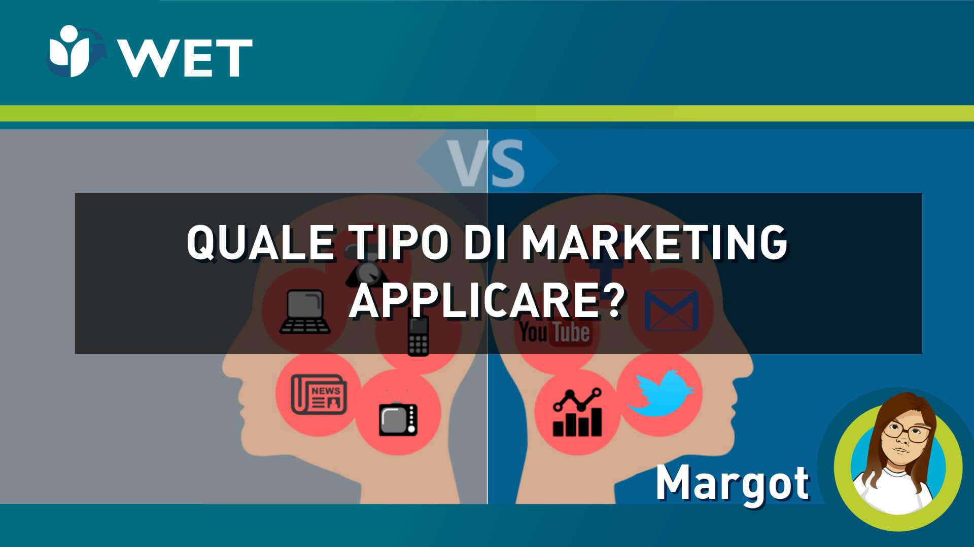 marketing online o offline quale applicare