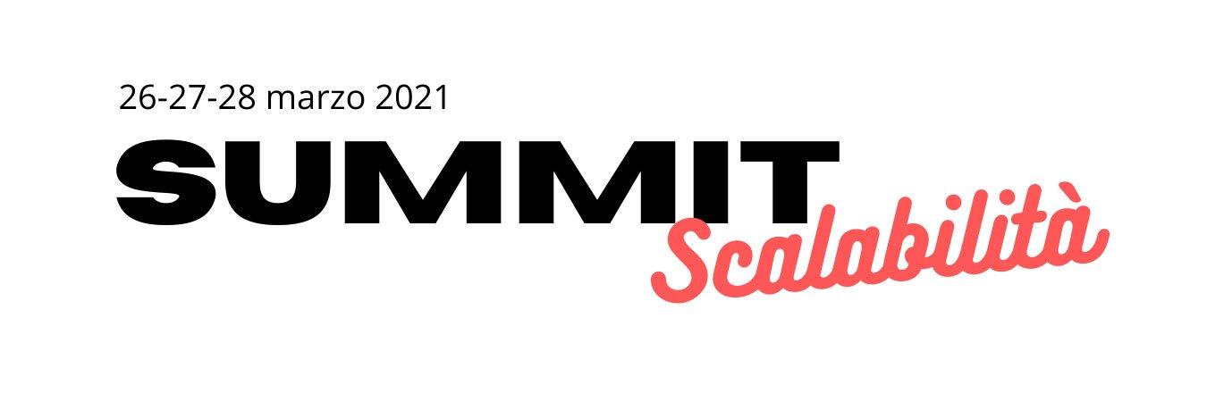 Summit Scalabilità - Incontro Nazionale per e tra Imprenditori - WET Formazione - Marzo 2021